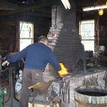 A demo by Bill Forbes, Blacksmith.